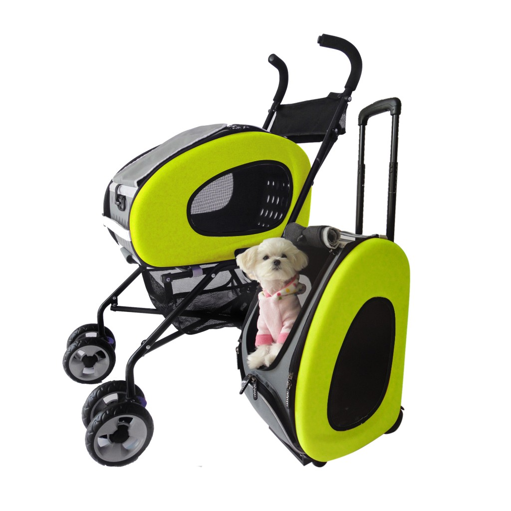 InnoPet Buggy 5 in 1 green