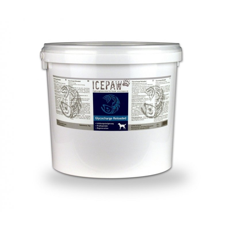ICEPAW Glycocharge Reloaded 7kg